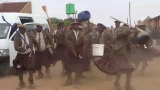 vuclip ZCC dance choir (Nkedi)