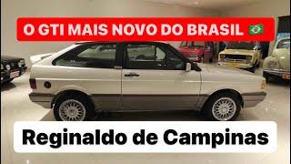GOL GTI 1994 um dos mais novos do Brasil 100% original Reginaldo de Campinas