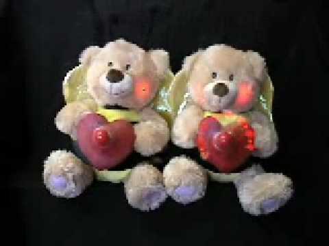 Singing Valentine Bears