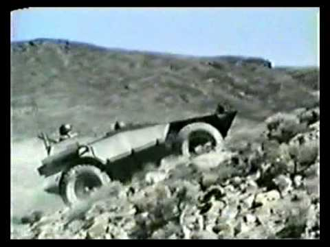 Cadillac Gage Commando Scout Youtube