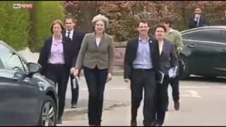 Theresa May meets real voters