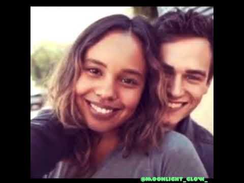 Alisha Boe & Brandon Flynn Edit - YouTube