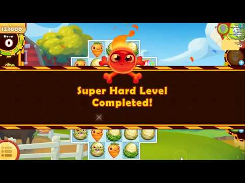 Farm Heroes Saga Level 1914, played by Blogging Witches!