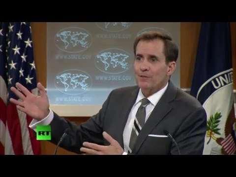 State Dept spokesman gets personal with RT over Turkey-Iraq feud question