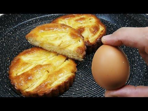 juste-1-Œuf-🥚-pour-ces-petits-moelleux-aux-pommes-(cuisine-rapide)