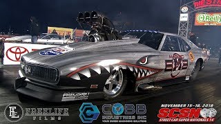 5 Second 1/4 Promods at Las Vegas SCSN 14!!