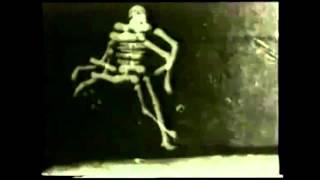 Video Le Squelette Joyeux (1897) Auguste and Louis Lumière download MP3, 3GP, MP4, WEBM, AVI, FLV Juni 2017