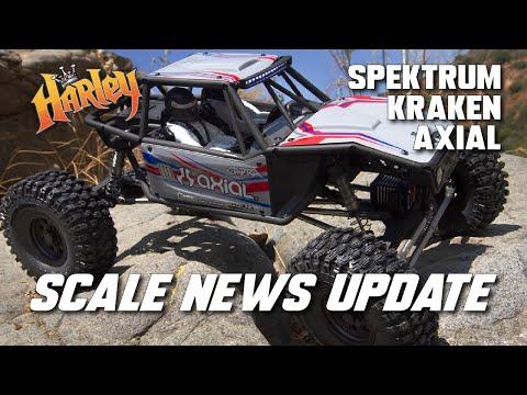 Scale News Update - Axial, Spektrum, Kraken - Episode 76