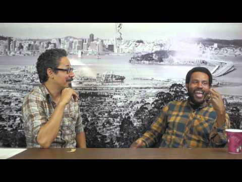 BS with TG   Ray Barbee