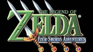 Legend Of Zelda Four Swords Anniversary Edition Title Music + Download