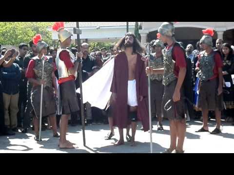 Live Way of the Cross / Kurishinte Vazhi (staged by SJYAL) 2016