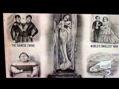PT Barnum Mermaid. This is incredible Proof of mermaids in 1865!!!