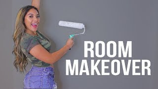 MY ROOM MAKEOVER // RE-DOING MY ROOM