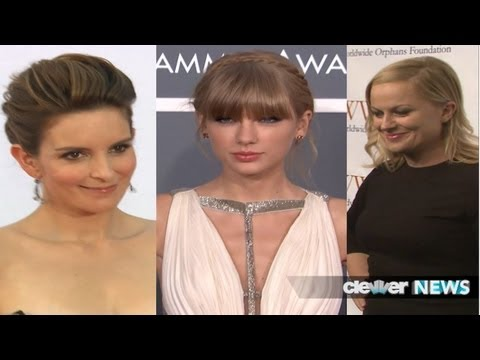 Taylor Swift VS Tina Fey and Amy Poehler!