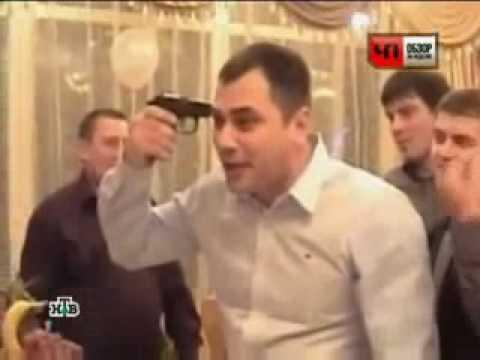 русская рулетка! ЧП