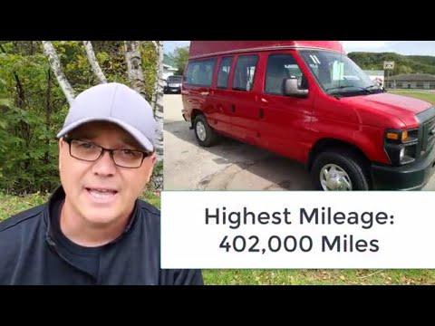 Top 5 Cargo Vans That Last 300,000 Miles