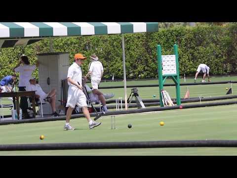 Croquet:2016 AC Worlds Essick v McBride