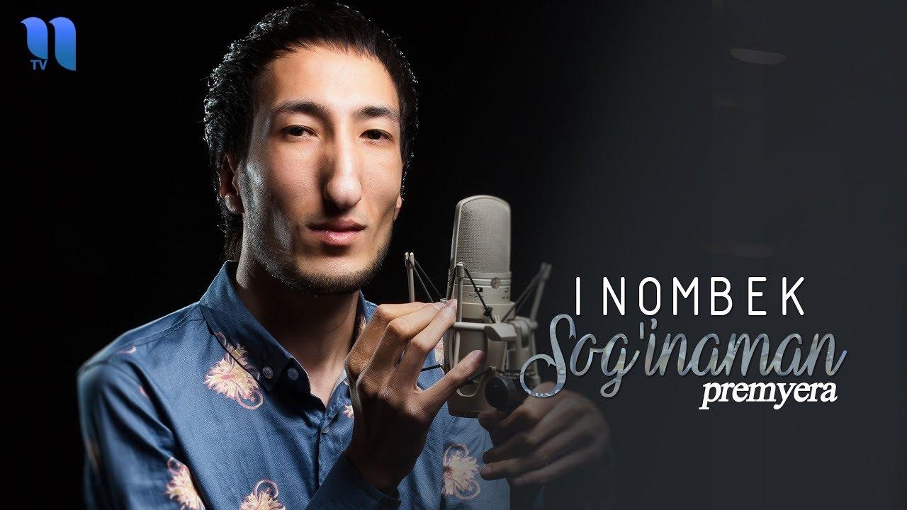 Inombek - Sog'inaman | Иномбек - Соғинаман (music version)