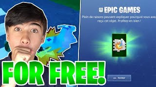 COMMENT N'IMPORTE QUI PEUT DÉVERROUILLER LE SPRAY 'EXCLUSIVE' PGW 2018 FOR FREE IN FORTNITE! (KAB-LLAMA Spray)