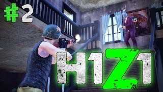 WE HAVE THE WORST LUCK! | H1Z1 Battle Royale #2