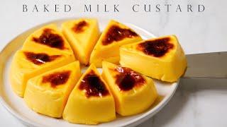 チーズ焼きミルク MoLaLa Cookさんのレシピ書き起こし