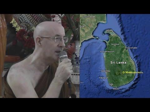 Bhante Anandajoti: Early Buddhist Legends of Sri Lanka