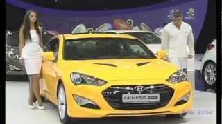 SIA 2012. Hyundai смотреть