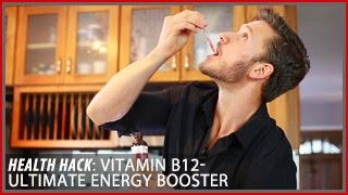 Vitamin B12: The Ultimate Energy Booster | Health Hack- Thomas DeLauer