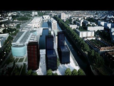 """Documentaire : """"Strasbourg - D'un Dock à l'Autre"""" par Thierry Mercadal"""