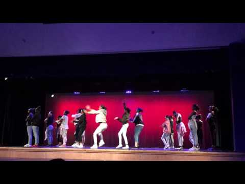Are you that somebody Marina Del Rey Middle School Dance Company