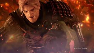 Nioh - Launch Trailer | PS4