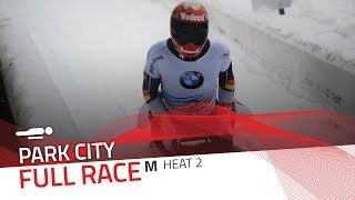 Park City | BMW IBSF World Cup 2017/2018 - Men's Skeleton Heat 2 | IBSF Official