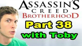 Assassin's Creed: Brotherhood - Part 38 - CHECKING MY EMAIL!