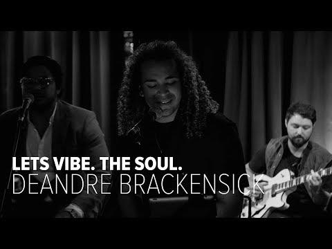 DeAndre Brackensick - Untitled (D'Angelo Cover) || Lets Vibe The Soul