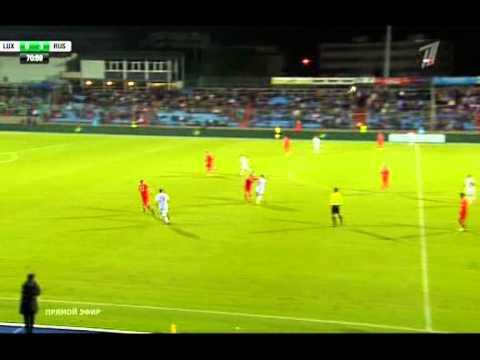Люксембург — Россия 0:4. Текстовая трансляция отборочного