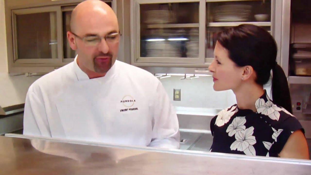 Soaring Service - Aureole Restaurant - Las Vegas Gourmet - on Voyage ...