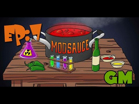 Minecraft ModSauce Ep:7 Group Therapy - YouTube
