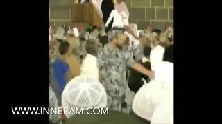 Imran khan in Makkah