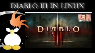 How to Install Diablo 3: RoS on Linux Mint