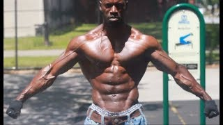 Hannibal For King   Real Street Workout   Muscle Madness