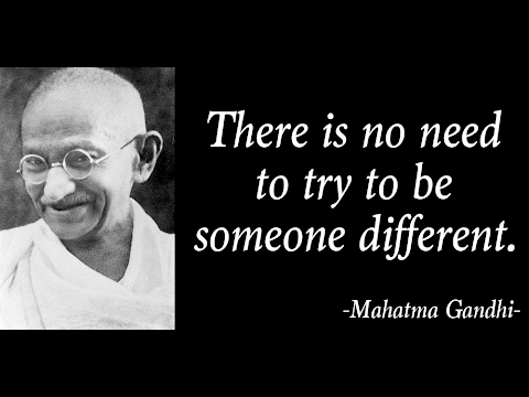 What Mahatma Gandhi Taught Us: 25 Inspiring Quotes to Live by