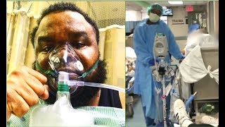 Fred Da Godson On Life Support With Corona Virus