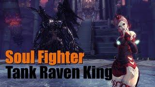 Blade & Soul : Soul Fighter Tank Raven King (อีกาบอส 4)