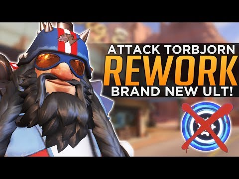 Overwatch: Attack Torbjorn REWORK! - NEW Ultimate!