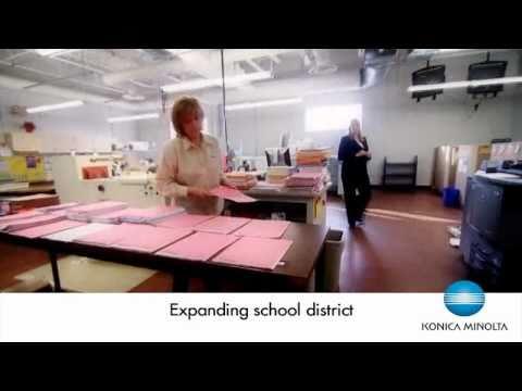 Konica Minolta Case Study - Farmington (MN) Public Schools
