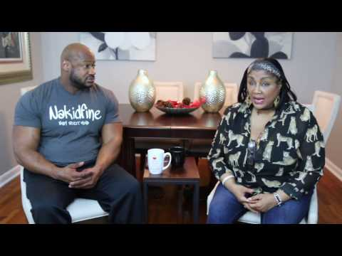 Walter Lee interviewing New Youtuber Cynthia D (Cuddles Talks). PART 5