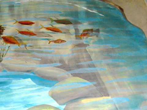 Pavimenti In Resina Artistici.Cammino Sull Acqua