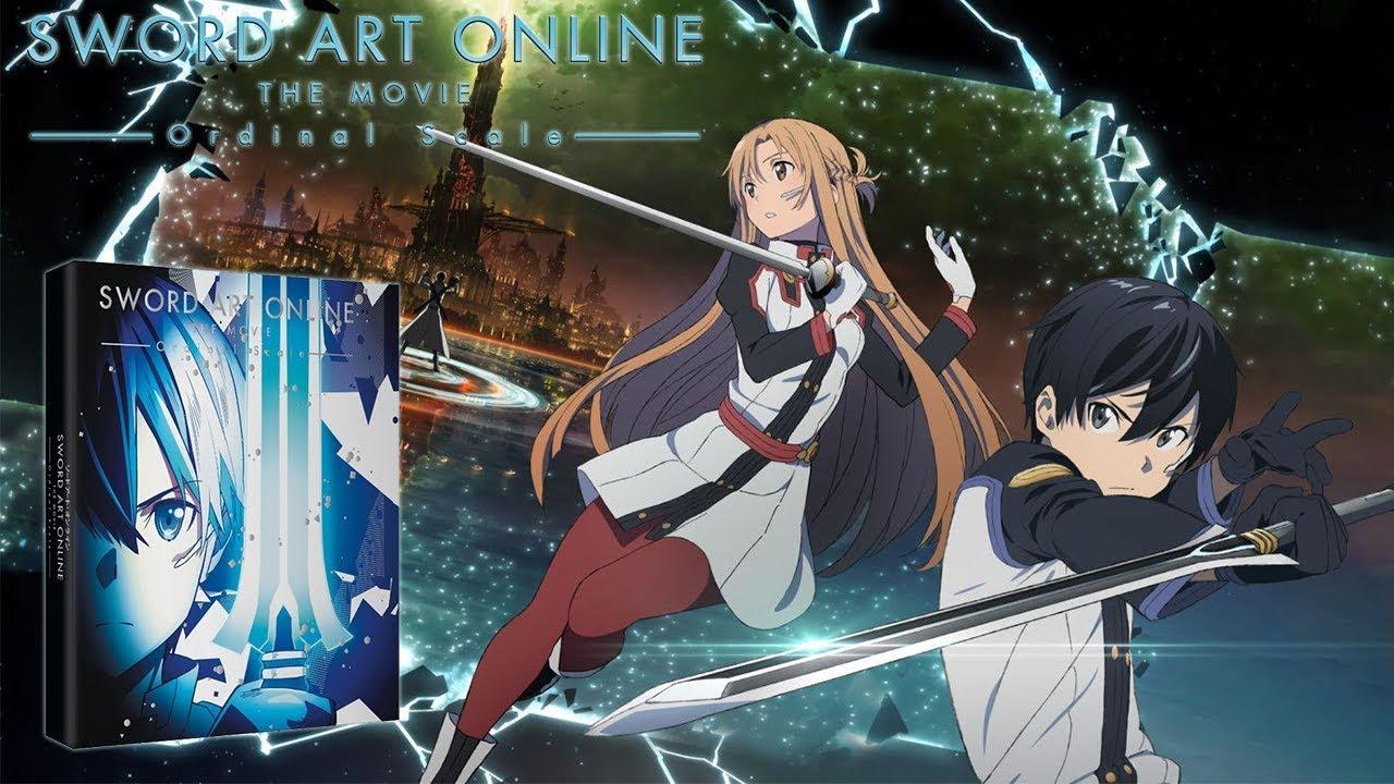 sword art online: ordinal scale torrent