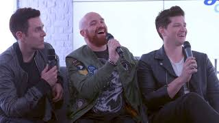 The Script And A Tricky Relationship Magic Chilled