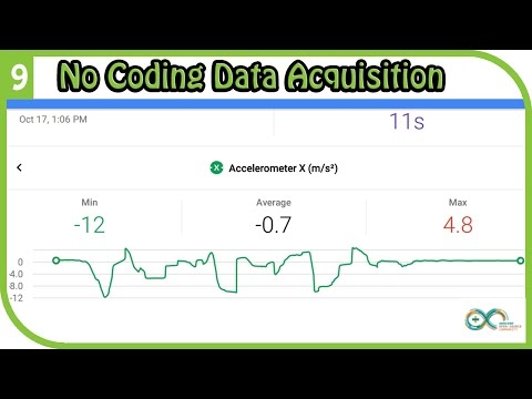 Codeless Sensors -- Science Journal by Google